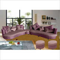 Living Room Fancy Sofa Set