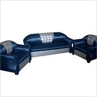 Leather Five Seater Sofa Set