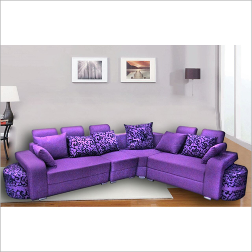 L Shaped Fancy Sofa Set
