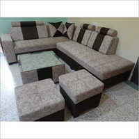 U Shape Cushion Sofa Set