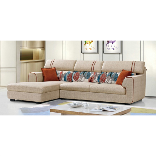 L Shape Comfortable Sofa Set