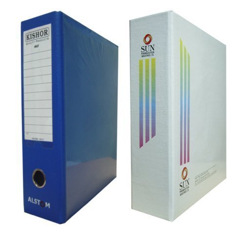 A4 Plastic Box File