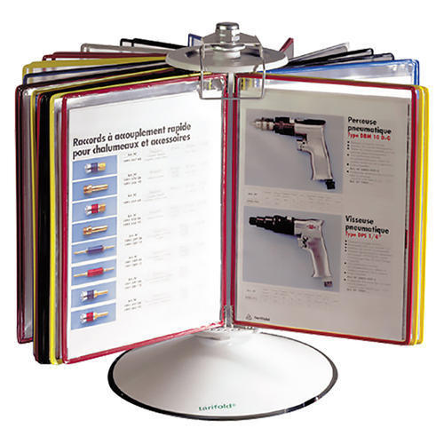 SOP Display Information Rotary Desk Unit