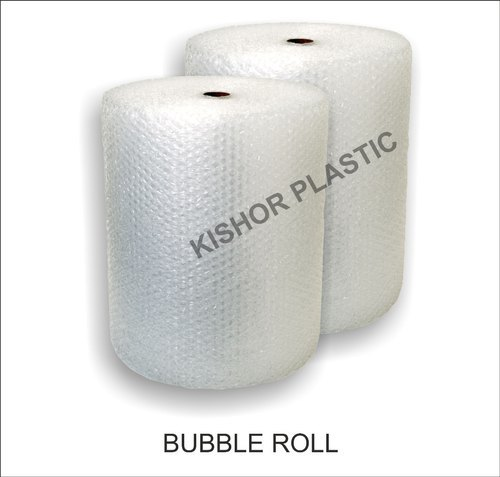 Air Bubble Transparent Roll