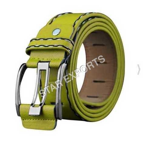 Leather Fashion Belt