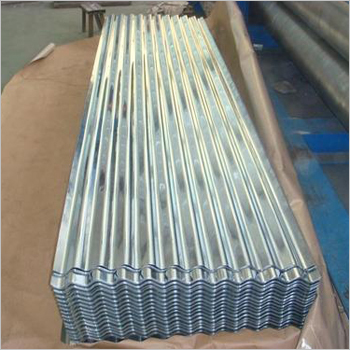 Zinc Coated Galvanized Sheets