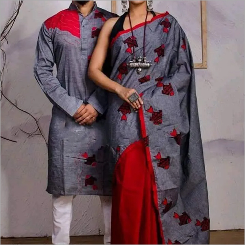 Ethnic Couple Dress