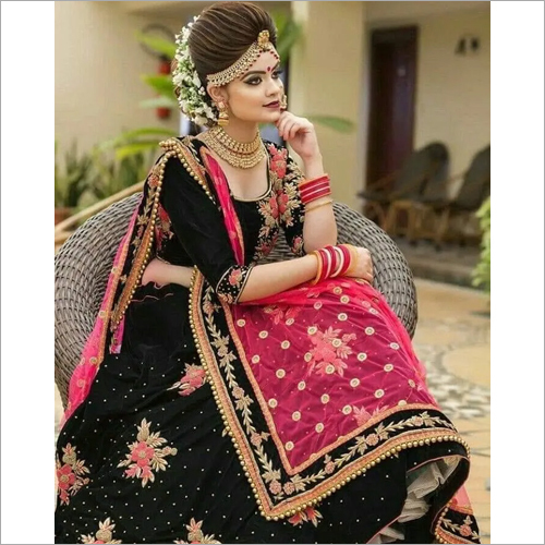 Ladies Embroidery Lehenga