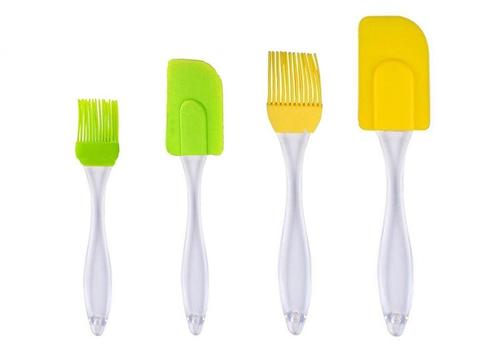 Silicon Brush and spatula
