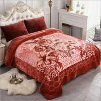 Plush Fabric Mink Blanket