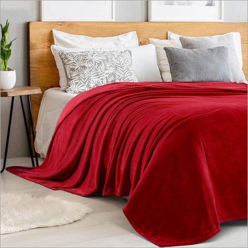 Hotel Plain Mink Blankets