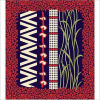 Designer Acrylic Blanket