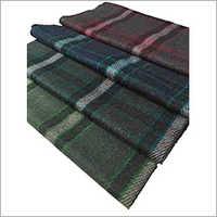 Check Shoddy Blanket