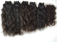Silky wavy Virgin Hair, natural silky Virgin Hair