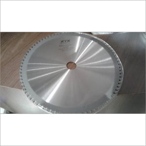 KYK Stainless Steel Cutting