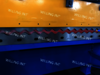 Roof And Wall Roll Forming Machine