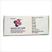 Montelukast Sodium And Levocetirizine Dihydrochloride Tablets