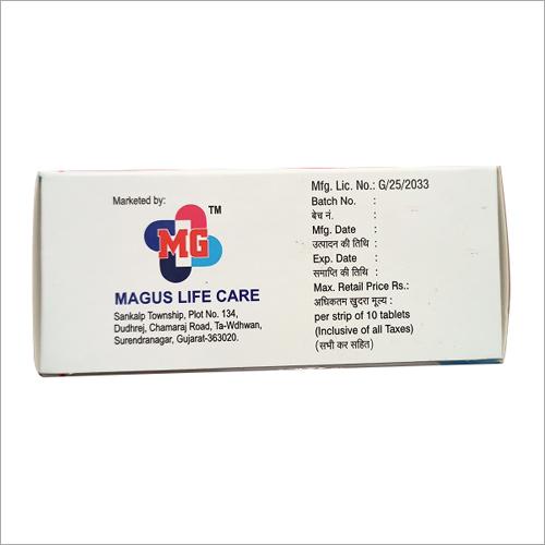 Levocetirizine Dihydrochloride And Montelukast Sodium Tablets IP