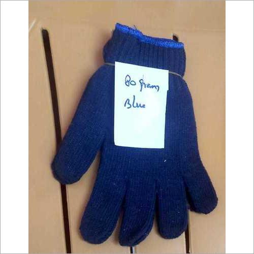 Chenille glove