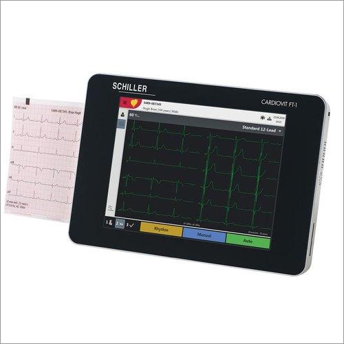 Schiller Cardiovit  ECG Machine