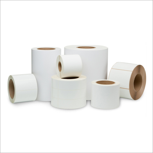 Barcode Paper Labels Roll