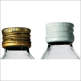 Aluminium PP Bottle Caps
