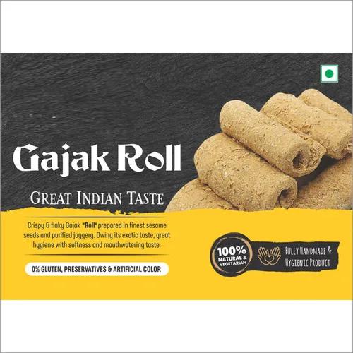 Sahu Gajak Bhandar Tip Tip Gajak Roll