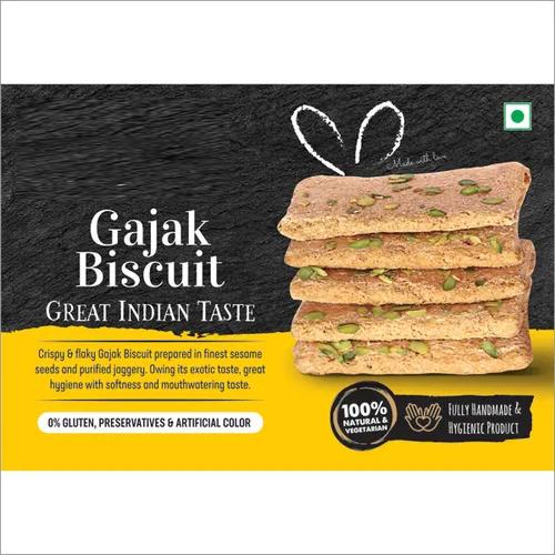 Tip Tip Gajak Biscuits