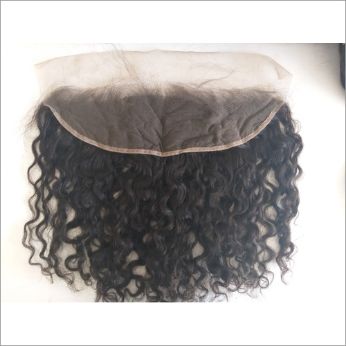 HD Curly Frontal