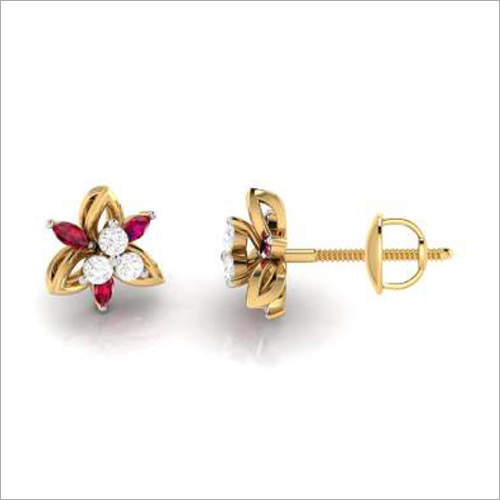 Ladies Stud Earings