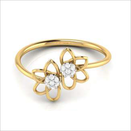 Gold Fancy Ring