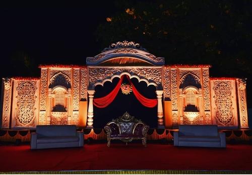 Maharaja Style Wedding Gate