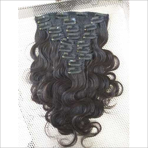 Raw Body Wave Clip In Hair