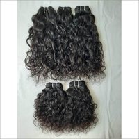 unprocessed Natural Curly Hair