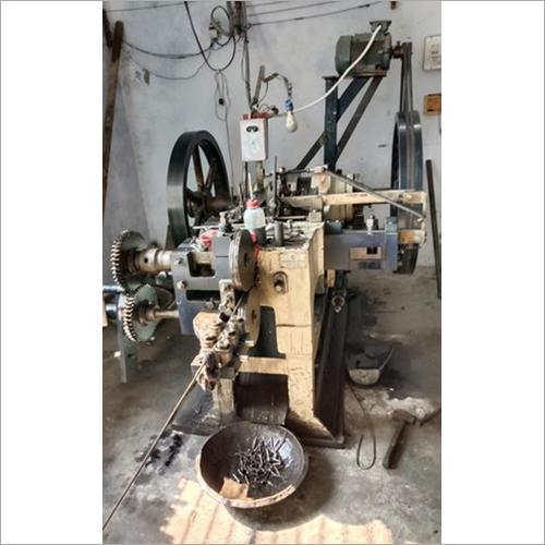 Steel Screw making Machine