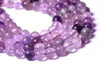 Purple Fluorite Beads