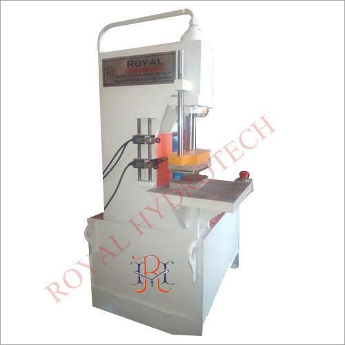 Semi Automatic Hydraulic Press