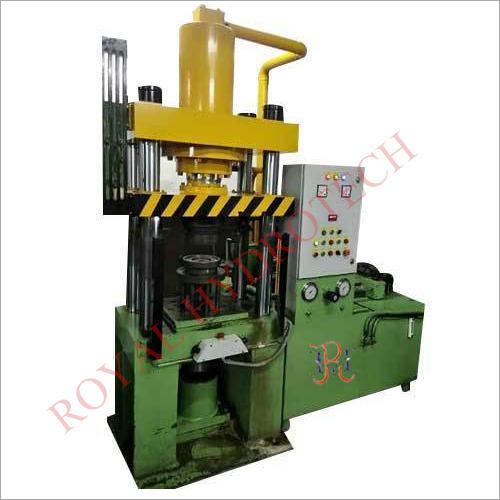 Automatic Pillar Press Machine