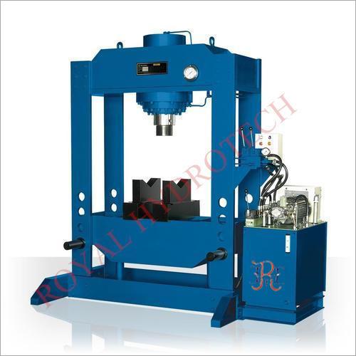 Electric Hydraulic Press Machine