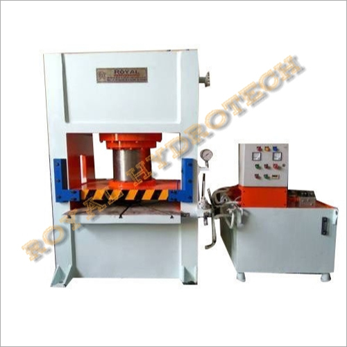 Hydraulic  Gas Stove Making Machine