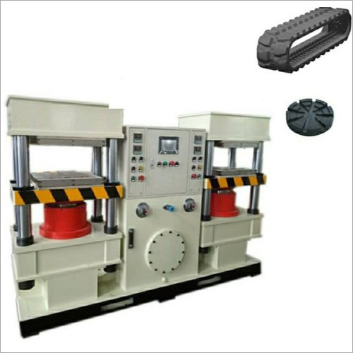 Hydraulic Presses Rubber Moulding Machine