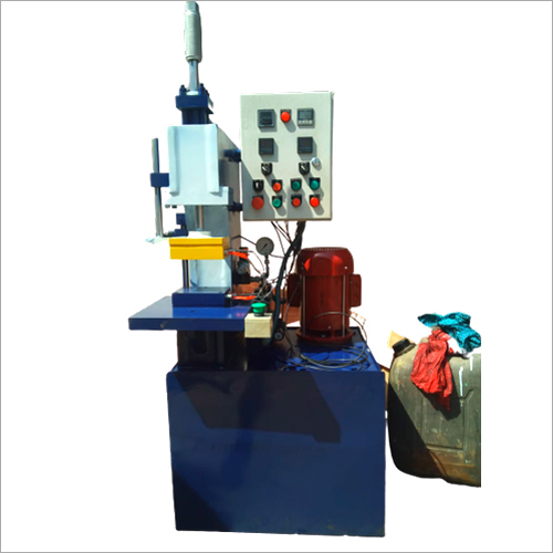 Number Plate Emboss Machine