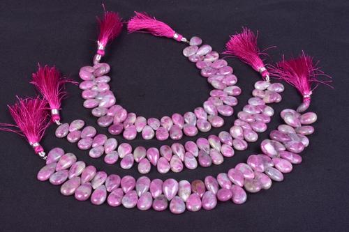 Ruby Pears Beads