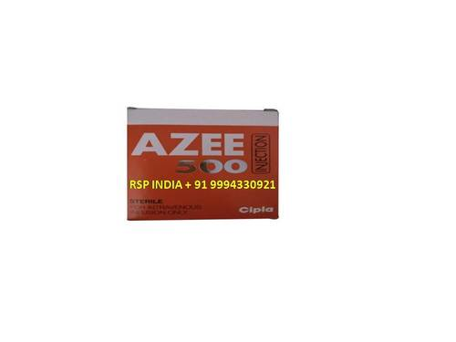 Azee 500 Injection