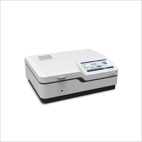 Biometrics Double Beam Uv Spectrophotometer