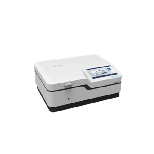 Biometrics Single Beam Uv Spectrophotometer