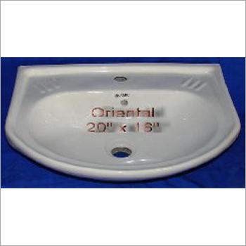 20x16 Inch Oriental Wash Basin