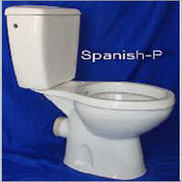Spanish Water Closet P With LLC