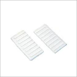White Ceramic Toilet Foot Rest
