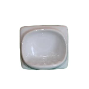 Concealed And Screw Type Ceramic Soap Dish